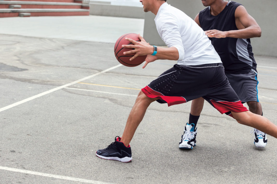 Fitbit Charge 2 Basketball