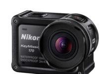 Action cam Nikon KeyMission 170