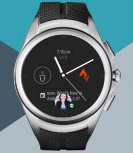 Notifications Android Wear 2.0