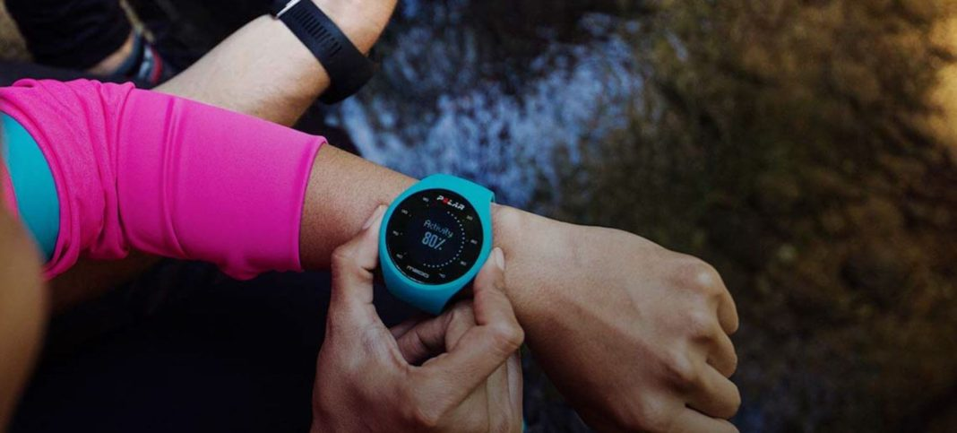 Polar M200 : montre GPS abordable