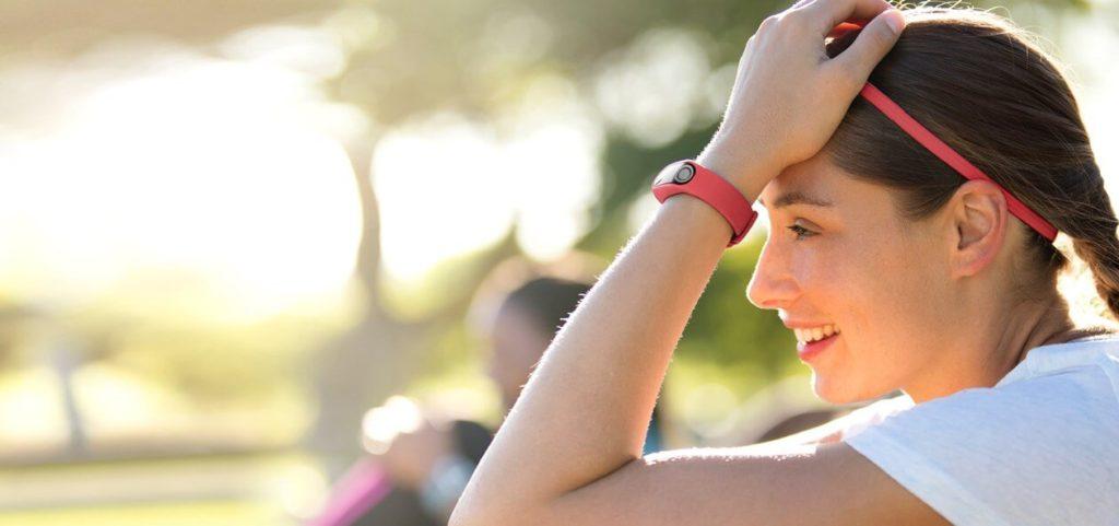 TomTom Touch propose des bracelets interchangeables