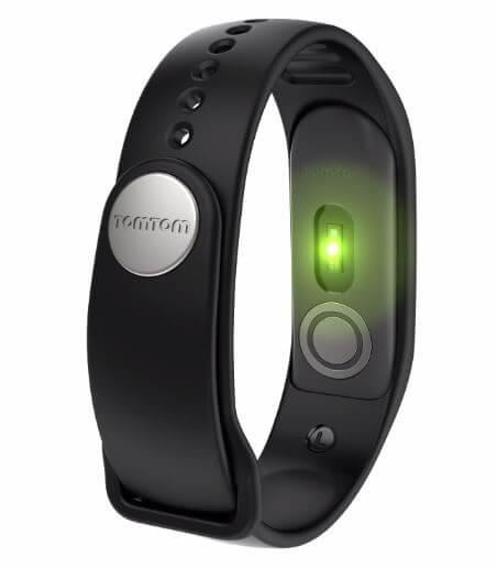 Le TomTom Touch dispose d'un capteur de fréquence cardiaque