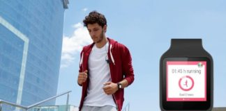 Sony Smartwatch 3 : montre GPS sous Android Wear
