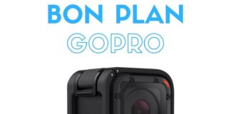 Bon plan Gopro Hero 4 Session