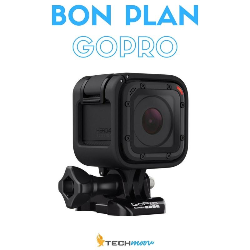 Bon plan Gopro Hero 4 Session