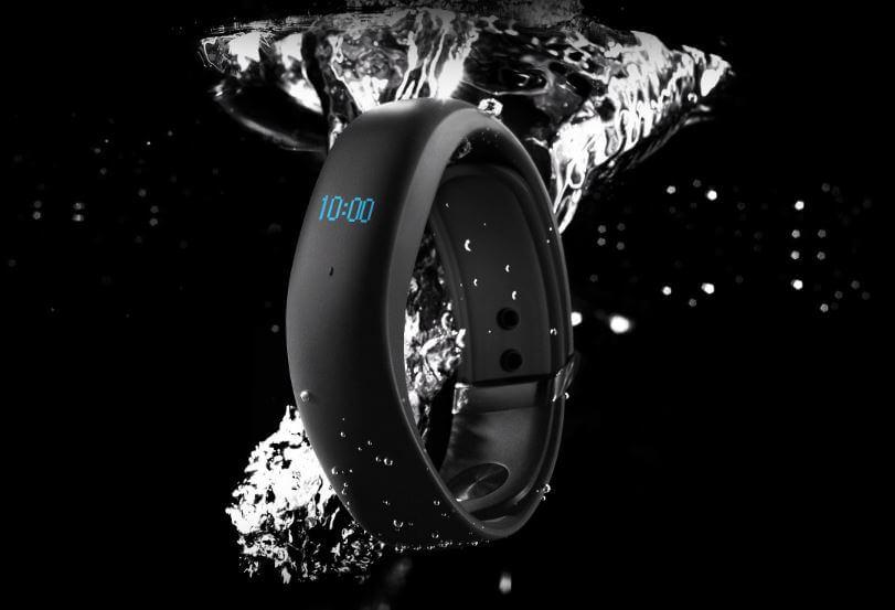 Le Meizu Band est un bracelet connecté étanche