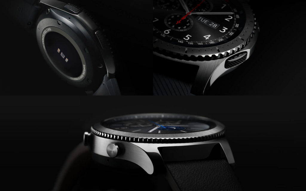 Smartwatch Samsung rythme cardiaque