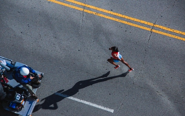 Running et compétition