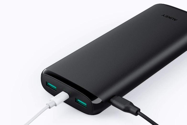 batterie externe 20000 mah AUKEY