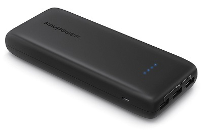 Batterie externe Ravpower