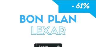 Bon plan Lexar
