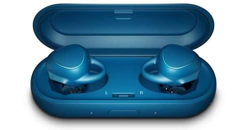 Le chargeur des Samsung Gear IconX