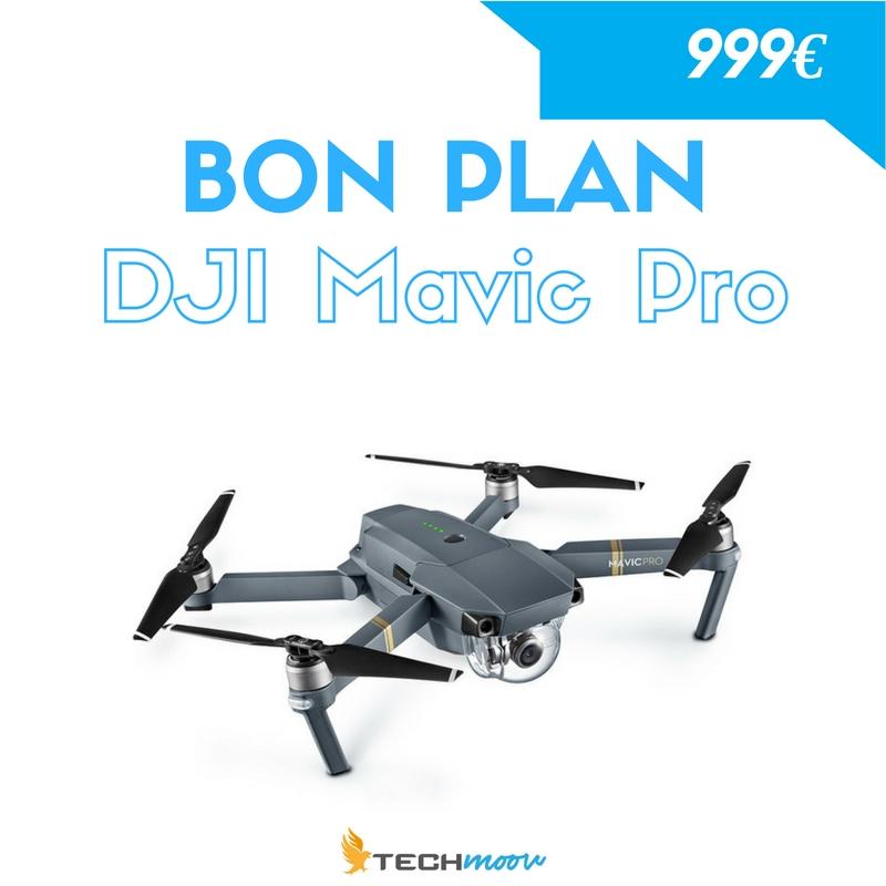 Bon Plan DJI Mavic Pro