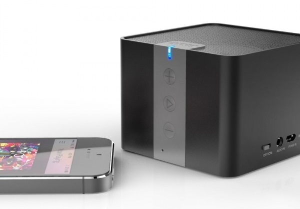 Connexion Bluetooth de l'enceinte Anker