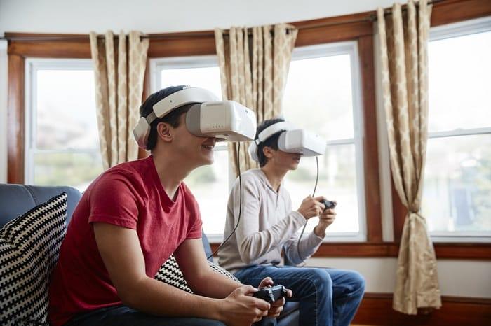 Jeux vidéos avec les DJI Goggles