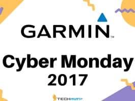 cyber monday garmin