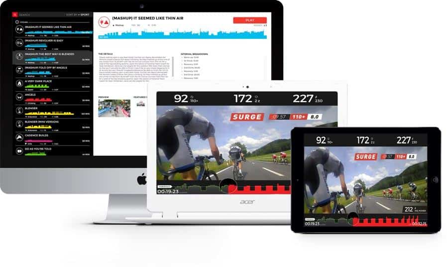 sufferfest cyclisme