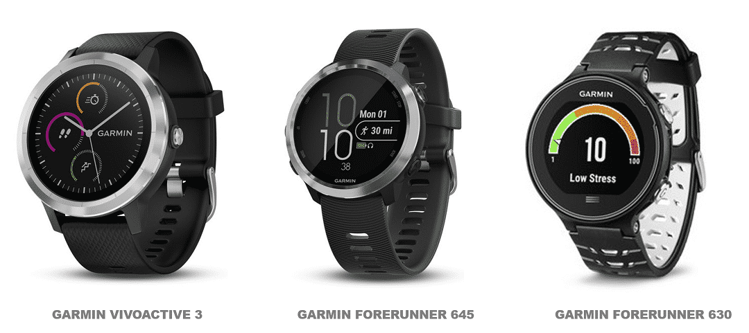 garmin forerunner 645 vs 630