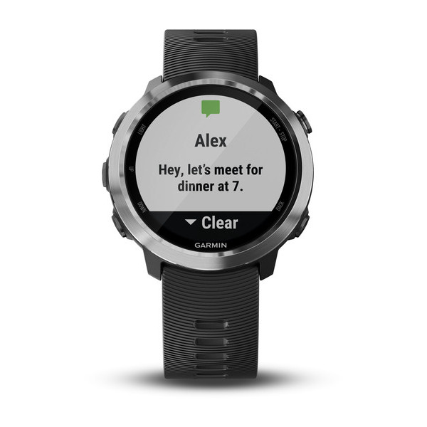 notification garmin forerunner 645M