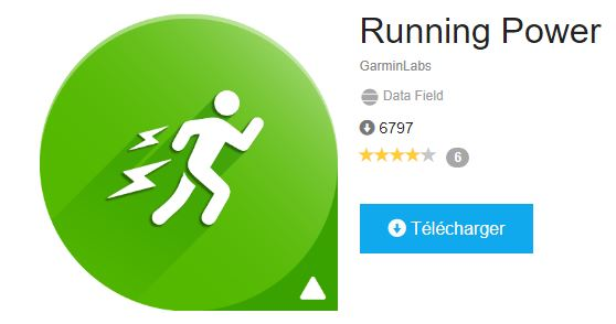 running power puissance garmin forerunner 645