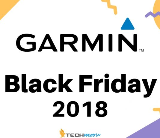 Black Friday Garmin