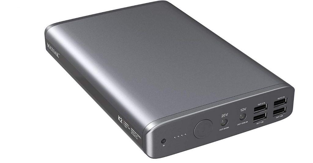 batterie externe 50000mah Maxoak
