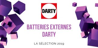 batterie externe darty 2019
