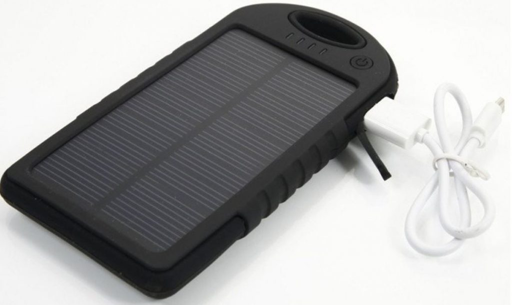 batterie portable solaire darty